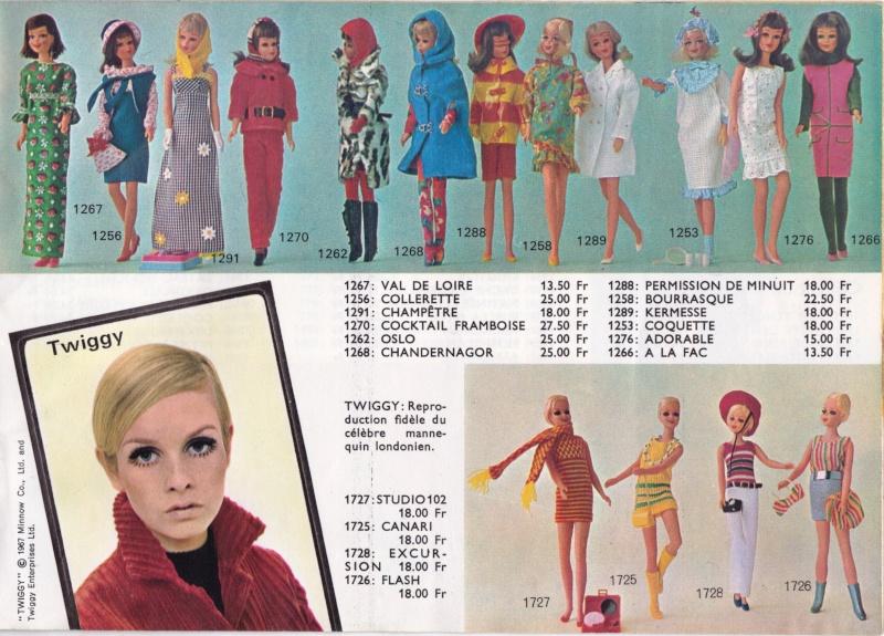 Francie, la cousine Mod de Barbie Jr_68-11