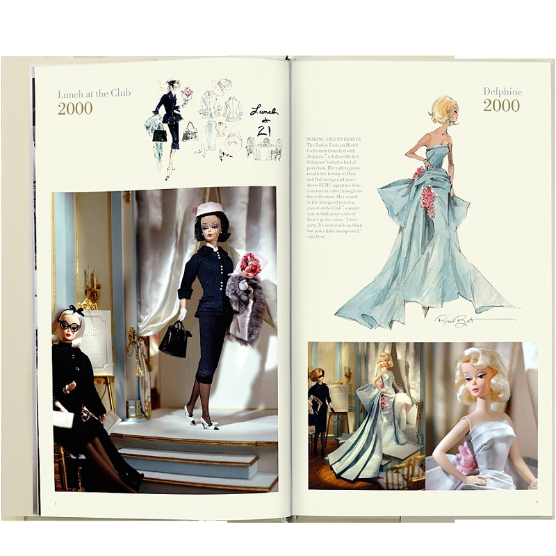 10 Years: Barbie® Fashion Model Collection Book V9531_10