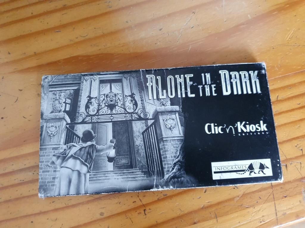 [ESTIM] Alone in the dark 1 PC - Disquette - Version Inconnue 20200216