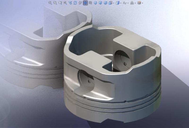 Cherche plans détaillés pour projet CAO ! Piston11