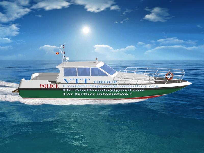Dịch vụ thiết kế mô hình 3d, thiết kế nội thất tàu thủy ! Sea-vi10