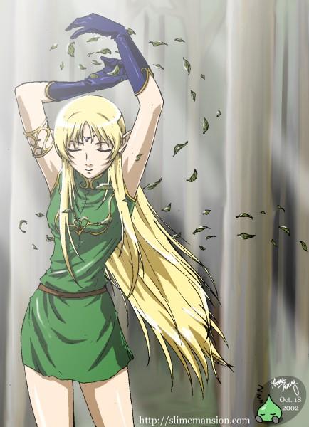 les elfes guerriers Deedli10