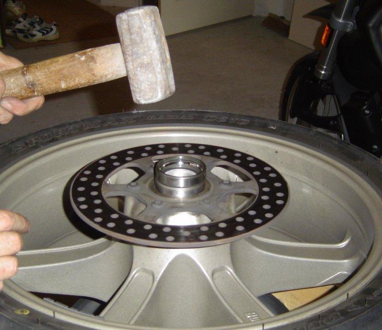roulement - Changer ses roulements de roue sans extracteur Roul810