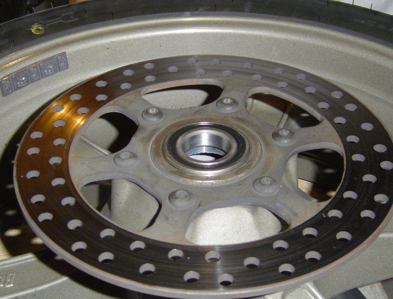 roulement - Changer ses roulements de roue sans extracteur Roul910