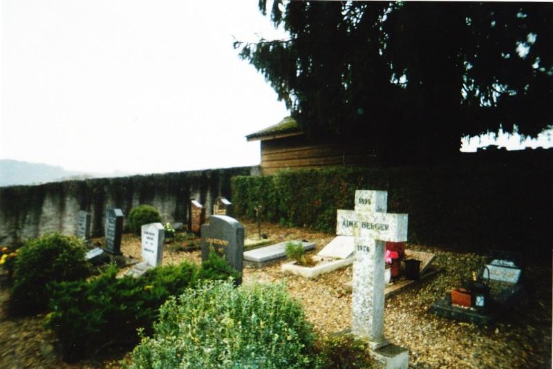 Photo au cimetière 1710
