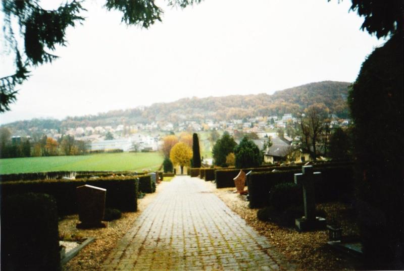 Photo au cimetière 2010