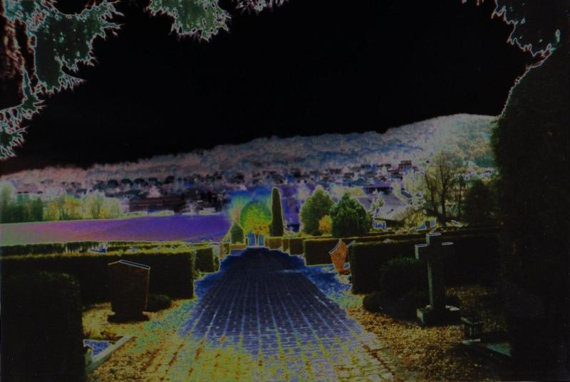 Photo au cimetière 2110