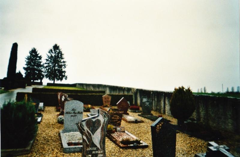 Photo au cimetière 510