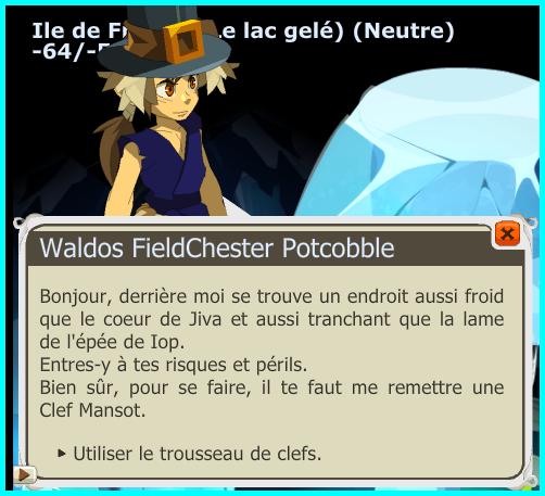 """Frigost - """"Journal de Bord"""" - Chapitre I et II Donjon10"""