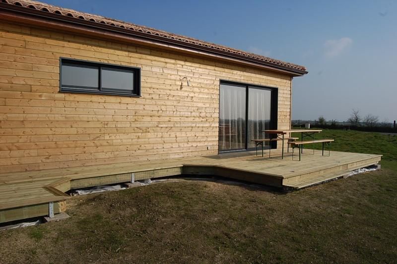 fabrication d'une terrasse en bois sur piloties+ déco 09_04_10