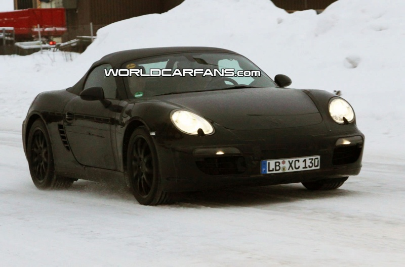 2012 - [Porsche] Boxster III [981] 2011-p10