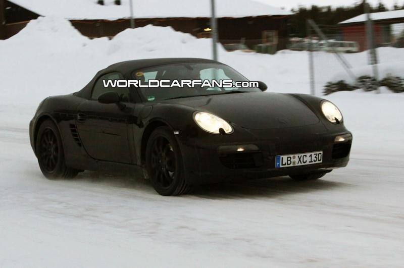 2012 - [Porsche] Boxster III [981] 2011-p11
