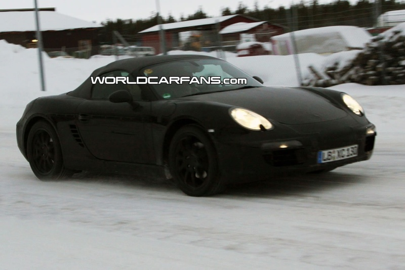 2012 - [Porsche] Boxster III [981] 2011-p12