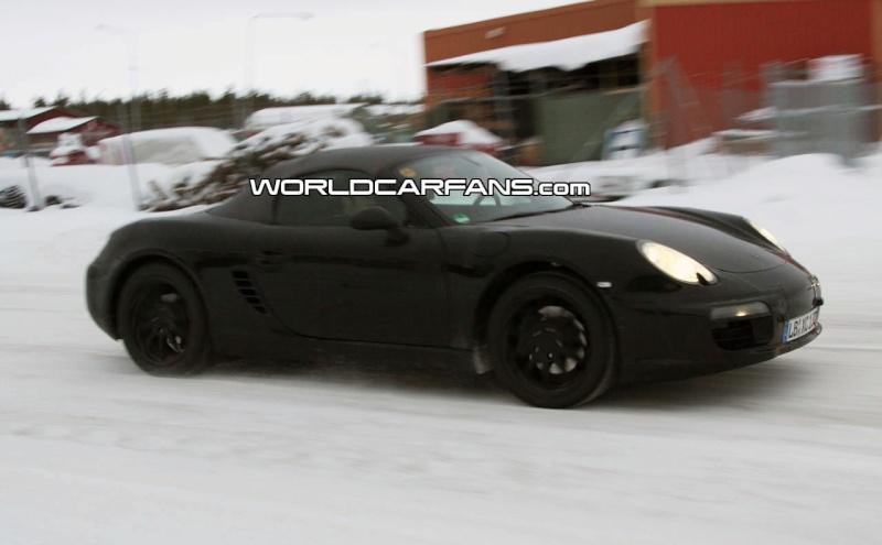 2012 - [Porsche] Boxster III [981] 2011-p13