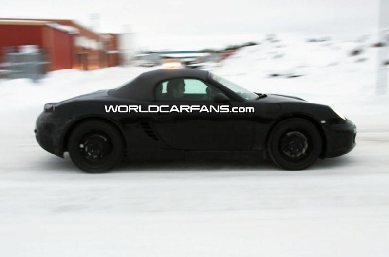 2012 - [Porsche] Boxster III [981] 2011-p14