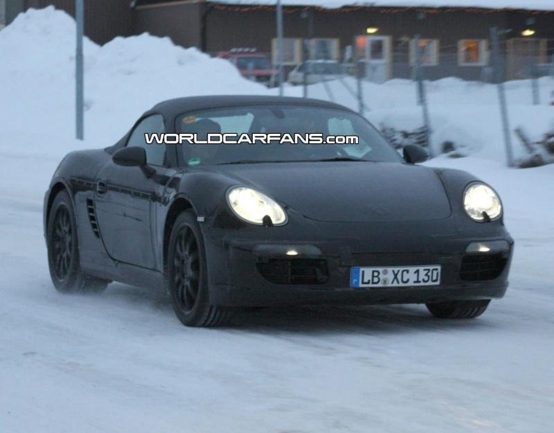 2012 - [Porsche] Boxster III [981] 2011-p16
