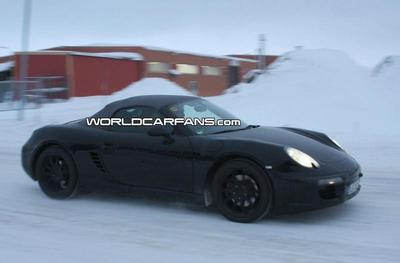 2012 - [Porsche] Boxster III [981] 2011-p17