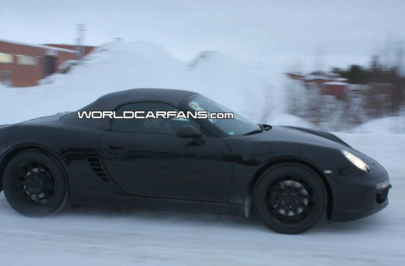 2012 - [Porsche] Boxster III [981] 2011-p18