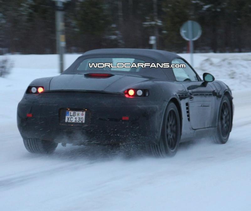 2012 - [Porsche] Boxster III [981] 2011-p20