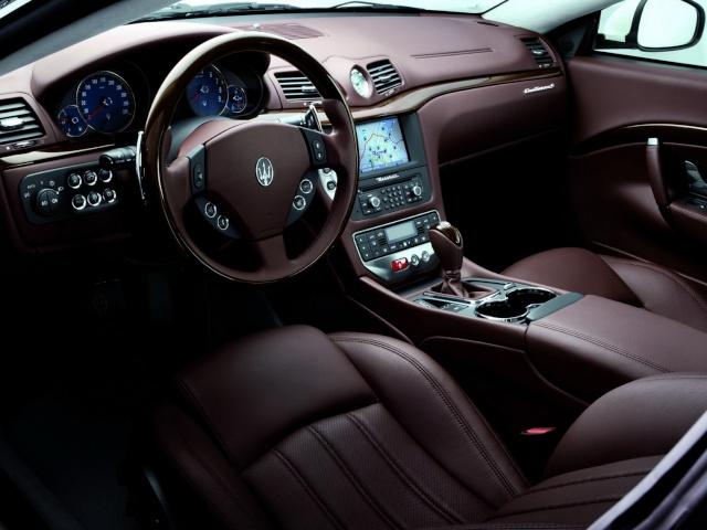 2008 - [Maserati] GranTurismo S (GTS) 296kd410