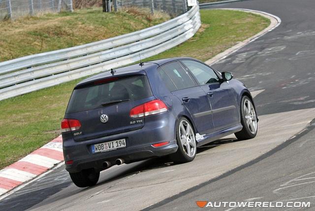 2009 - [Volkswagen] Golf R 2d6wj110