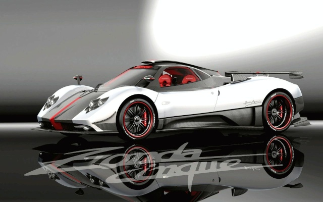 2009 - [Pagani] Zonda F Cinque (Coupé & Roadster) 90806010