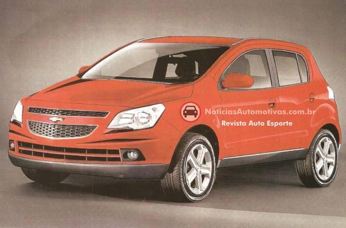 2010 - [Chevrolet] Viva (Mercosur) Chevro10