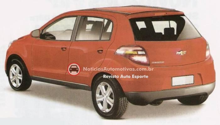 2010 - [Chevrolet] Viva (Mercosur) Chevro11