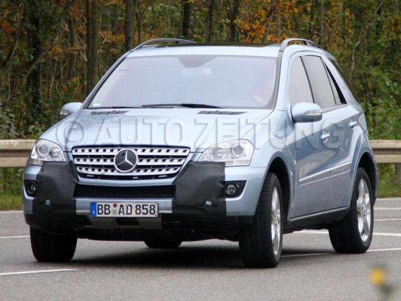 2009 - [Mercedes] ML Hybride D6763810