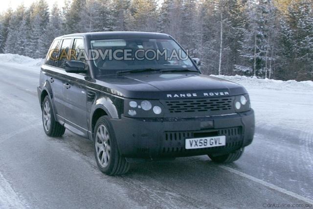 2010 - [Range Rover] Sport Restylé Ranger10