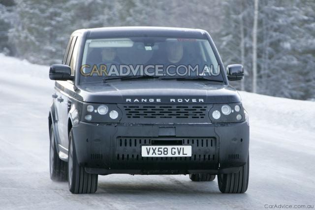 2010 - [Range Rover] Sport Restylé Ranger11
