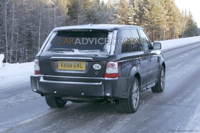 2010 - [Range Rover] Sport Restylé Ranger12