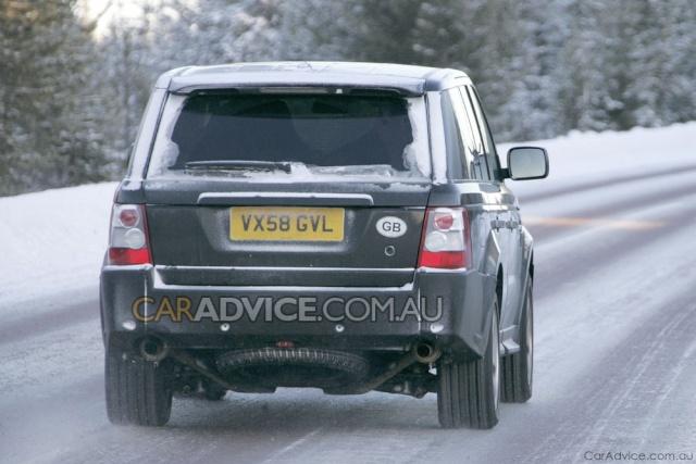 2010 - [Range Rover] Sport Restylé Ranger13