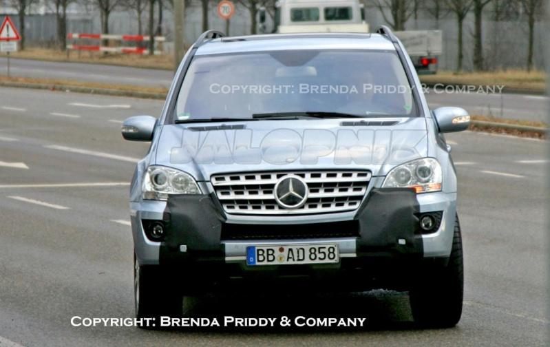2009 - [Mercedes] ML Hybride Thumb111
