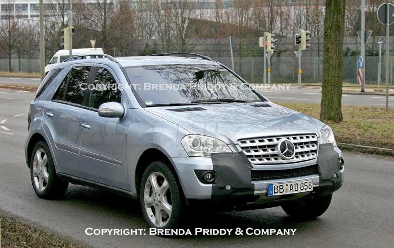 2009 - [Mercedes] ML Hybride Thumb112