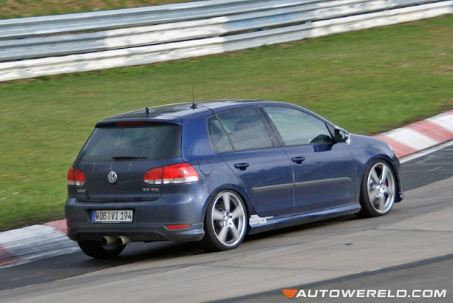 2009 - [Volkswagen] Golf R X35xz910
