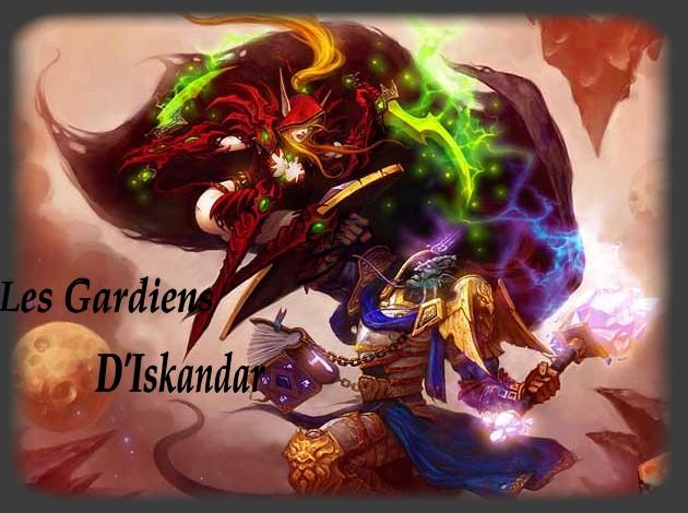 Les Gardien D'Iskandar