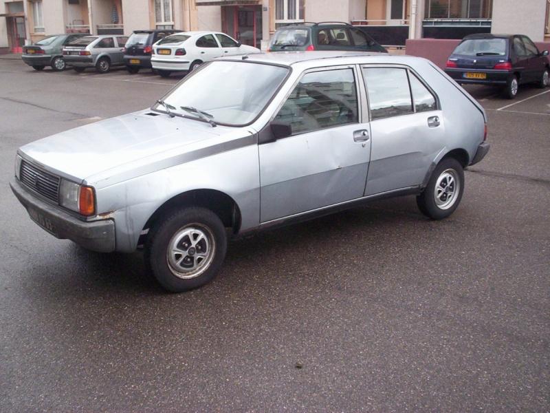 "Ma Renault 14 TS ""Pie"" 0212"