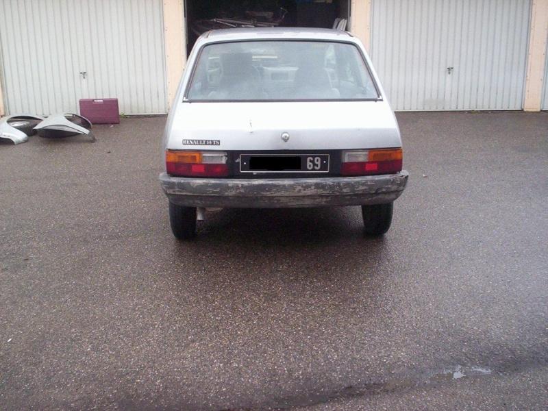 "Ma Renault 14 TS ""Pie"" 0312"