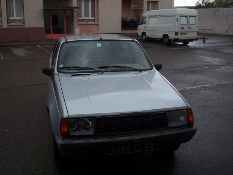 "Ma Renault 14 TS ""Pie"" 0412"