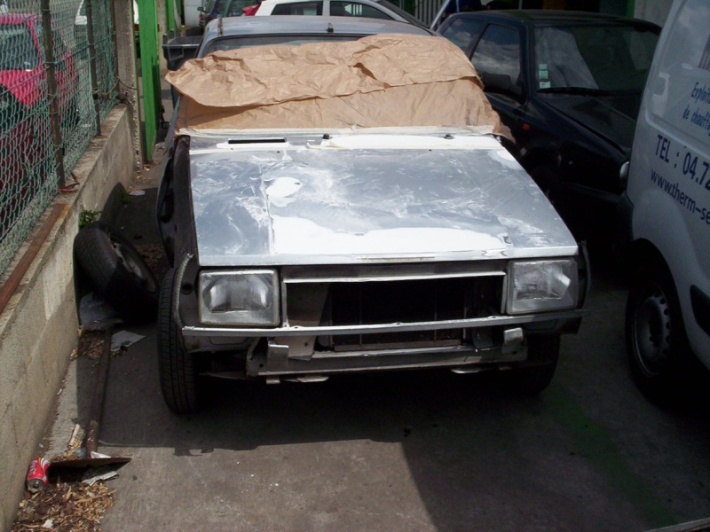 "Ma Renault 14 TS ""Pie"" 0612"