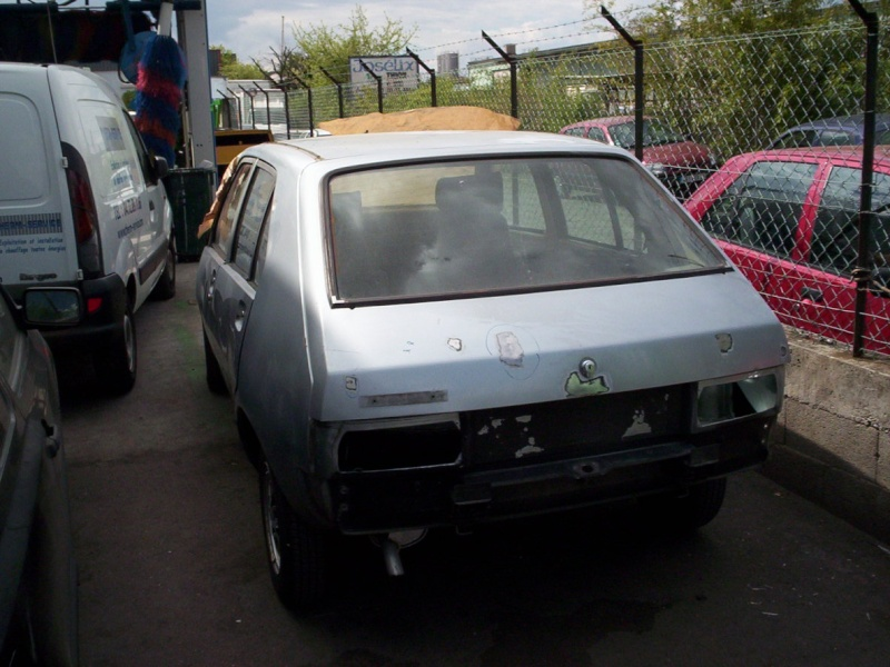 "Ma Renault 14 TS ""Pie"" 0712"