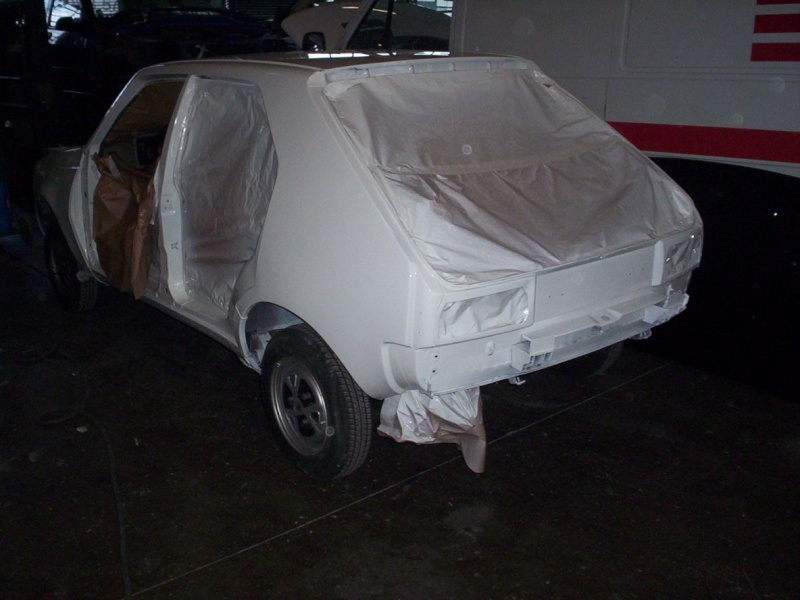 "Ma Renault 14 TS ""Pie"" 0911"