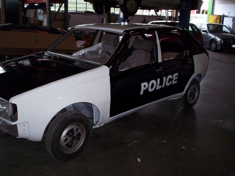 "Ma Renault 14 TS ""Pie"" 1211"