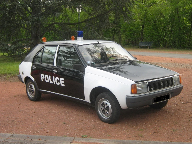"Ma Renault 14 TS ""Pie"" 1711"