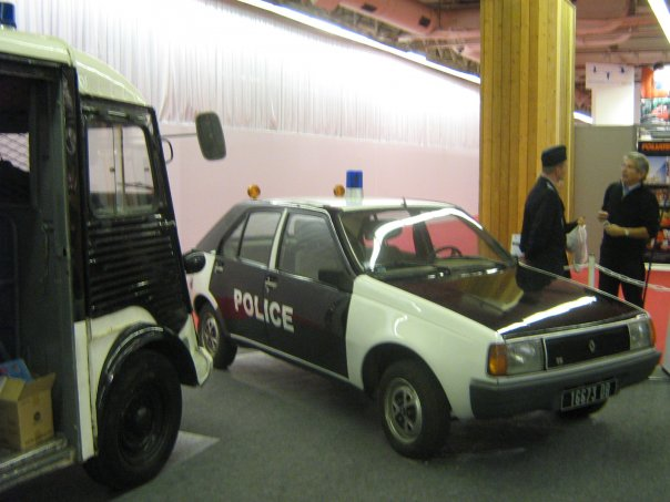 "Ma Renault 14 TS ""Pie"" 1811"