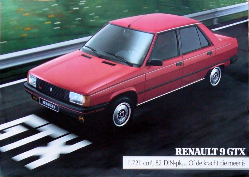 Les 30 ans de la Renault 9 P1060710