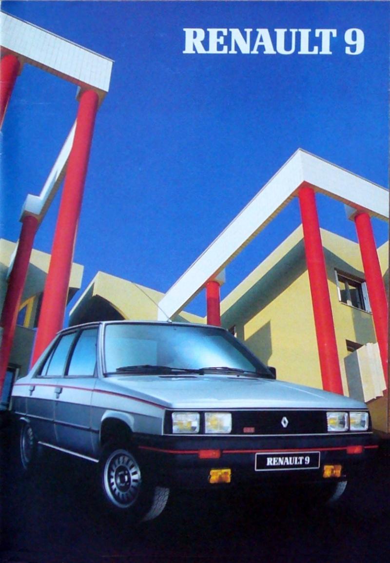 Les 30 ans de la Renault 9 P1060711