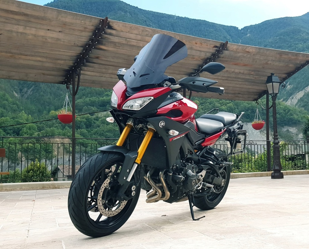 MT-09 Tracer 2015 Rouge 41347710