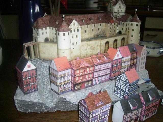 Burg Meersburg am Bodensee, Maßstab 1:300. Schreibermodell. - Seite 2 Pep710